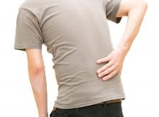 腰部椎間板ヘルニアの患者様が来院されました。