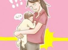 子どもの抱っこで腰痛、肩こり…腱鞘炎(:_;)?①