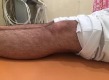 この膝の痛み、おもしろい!!