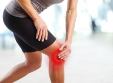 膝がロッキング(膝痛)してしまうという患者様が来院。