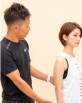 治療後も、昔の身体に戻らない動作指導